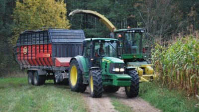 Technik mechanizacji rolnictwa i agrotroniki