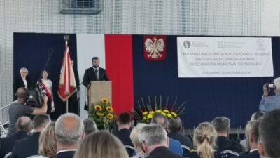 Centralna Inauguracja roku szkolnego 2021/2022