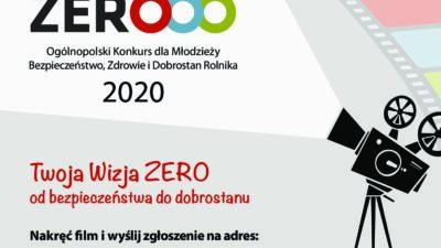 Ogólnopolski Konkurs dla Młodzieży Bezpieczeństwo, Zdrowie i Dobrostan Rolnika 2020